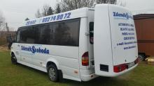 Autobusová doprava - Zdeněk Svoboda - Mercedes Benz Sprinter